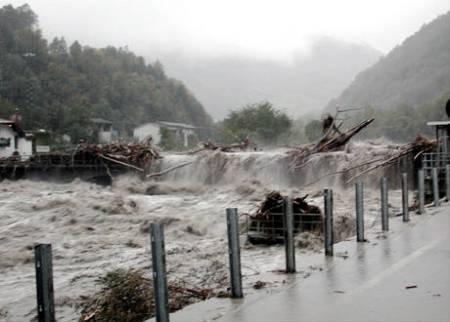 Alluvione del Piemonte del 2000.